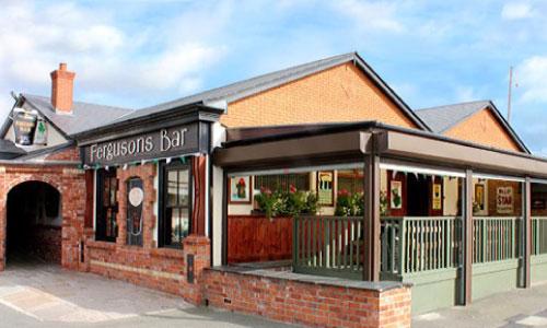 Gyles Quay Caravan Park - Fergusons Bar