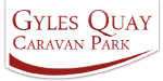 Gyles Quay Caravan Park Logo